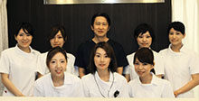 Matsuyama Staff