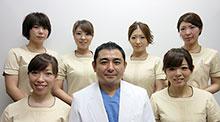 富山院のスタッフ写真
