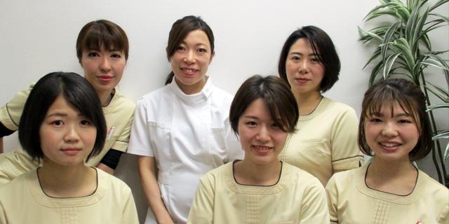 富山院のスタッフ